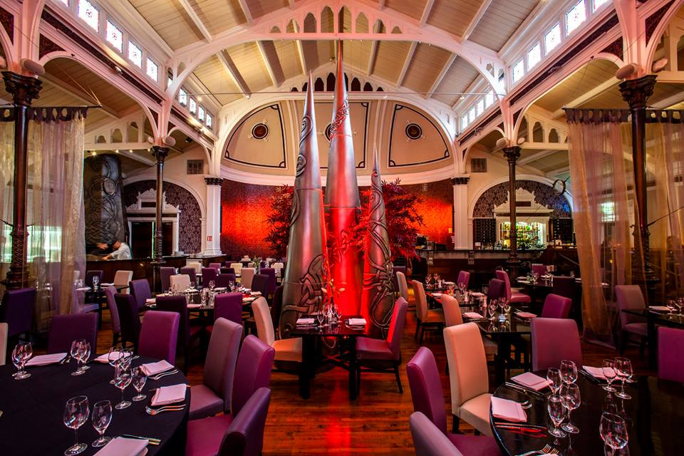 Private dining at the conference and events venue cev dublin for Best private dining rooms dublin