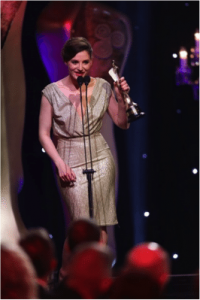 IFTA - Actress in a supporting role in drama - Charlie Murphy