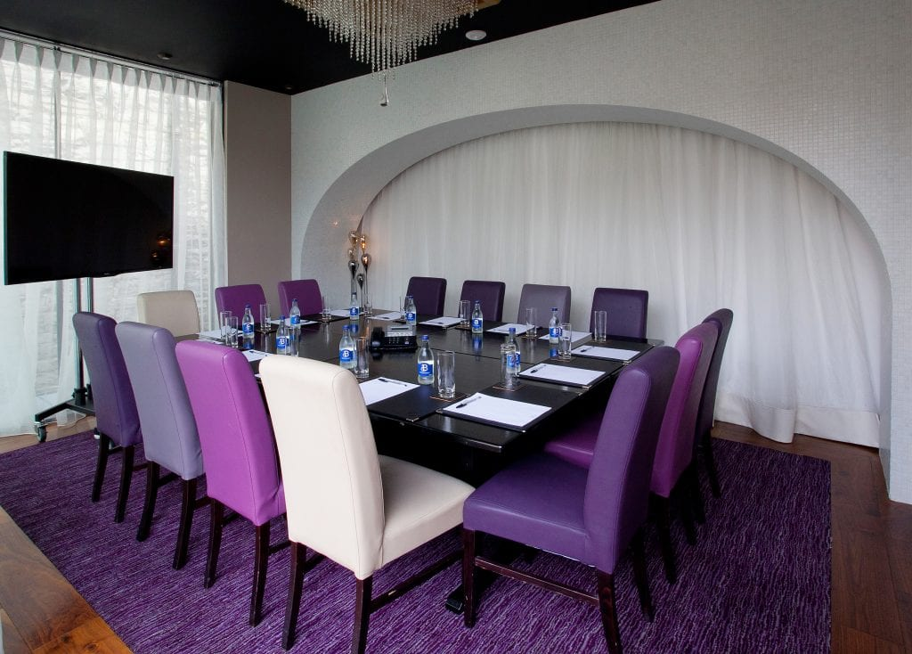 The Conference and Events Venue - Glass Room Suites