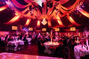 Christmas party venues dublin 2018