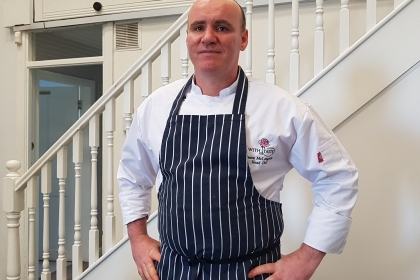 Meet Jason McLoughlin, Head Chef at The Conference and Events Venue