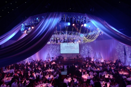 Our amazing 'Winter Wonderland' Christmas Parties