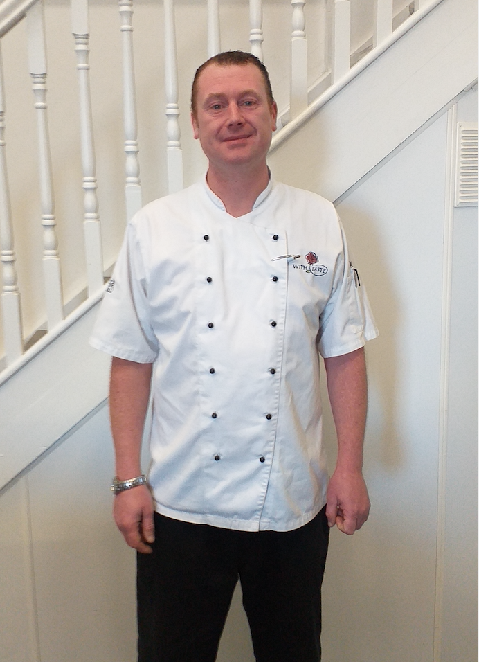 Meet Pierce Flynn, Lead Chef at The Conference and Events Venue
