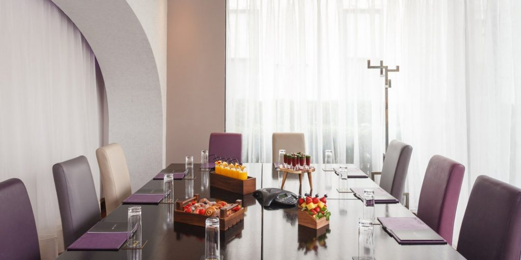 The Glass Room Suites - The conference and Events Venue