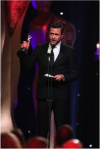 IFTA - Actor in a supporting role film - Jason O'Mara